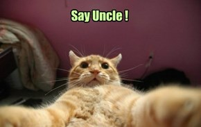 Say Uncle !