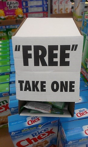 "So... Uhh... Why is ""Free"" in Quotation Marks?"