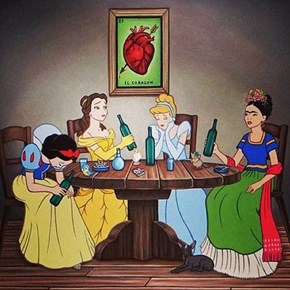 Drinking With the Ladies