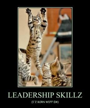 LEADERSHIP SKILLZ