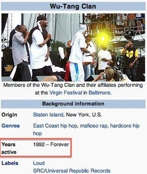 Wu-Tang is Forever