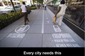 Every city need this