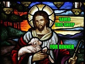 Love roast lamb. LOL...