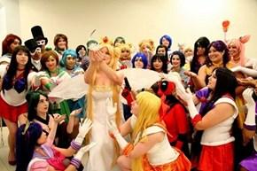 Senshi Assemble!