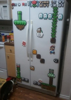 Super Fridge World