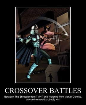 CROSSOVER BATTLES