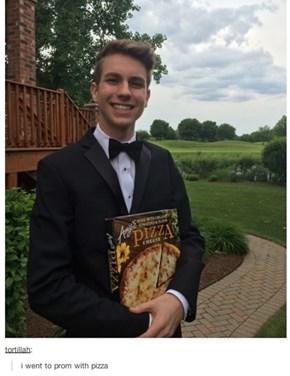 At Least Pizza Won't Break My Heart...
