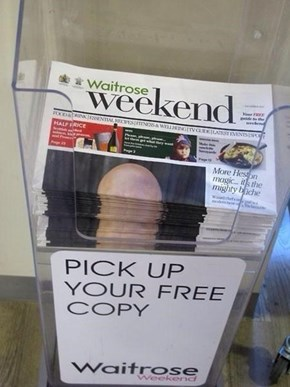 Baldies Just Really Don't Belong on Page 1
