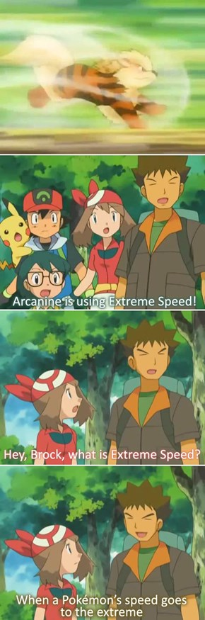 Brock Sure is Smart
