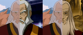 Older Zuko, Your Family Resemblance is Showing