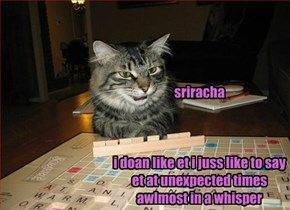 Sumtimes I Add An Extra Cha