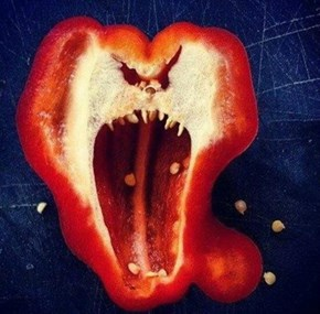 Angry Red Pepper