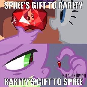 Rarity - Pony of 'Generosity'