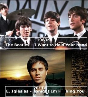 Romantic Songs Through the Years