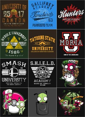 Which University Would You Go To?