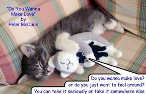 """Do You Wanna Make Love"" by Peter McCann"