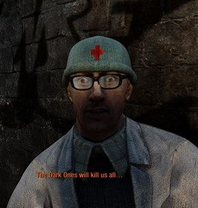 Metro 2033 REDUX is a Scary Game