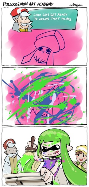 I'm a Sprayer, Not a Painter