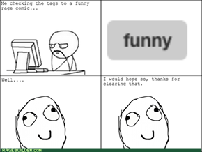 The Funny Tag