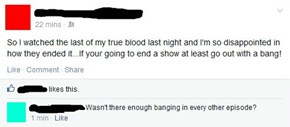 Going Out With a Blood-Explosion Bang