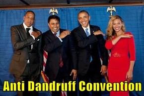 Anti Dandruff Convention