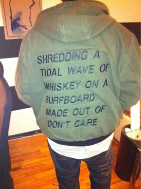How the Hell Else Do You Drink Whiskey?
