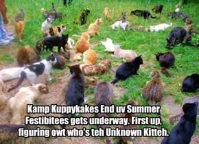 End of Summer Kamp