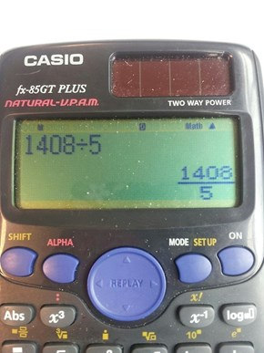 Y'know What? Screw You Too, Calculator!
