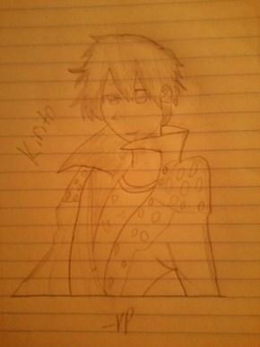 Kirito from SAO