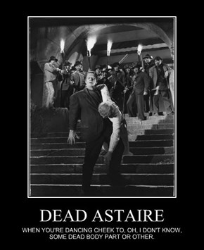 DEAD ASTAIRE