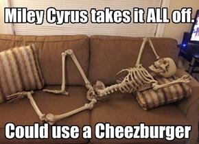 Could use a Cheezburger