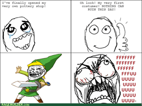 Link the Pottery killer