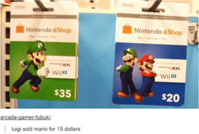 TIL How Much Mario is Worth