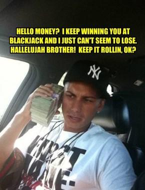 More cash...