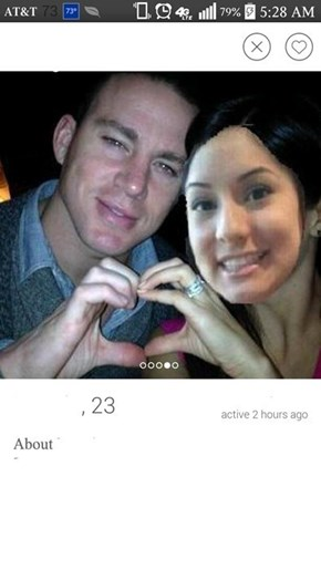 I Used to Date Channing Tatum, No Big Deal