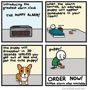 Classic: Puppy Alarm