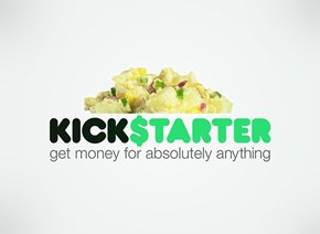 The Honest Slogan for Kickstarter