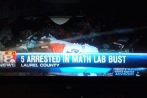 Math Is Friggin' Dangerous