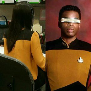 Fashion: The Final Frontier