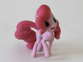 Pinkie Pie is Adorable in 3D Printed