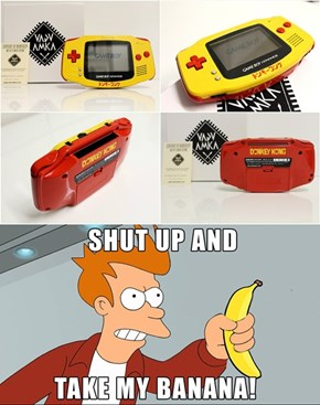 Awesome GBA: Donkey Kong Edition!