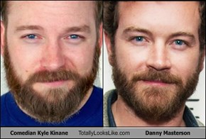 Comedian Kyle Kinane Totally Looks Like Danny Masterson
