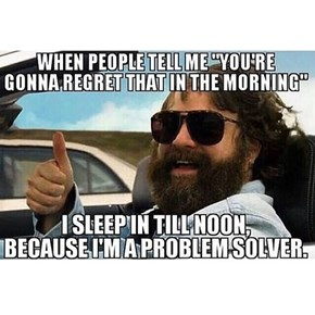 You Have Problems, We Have Solutions