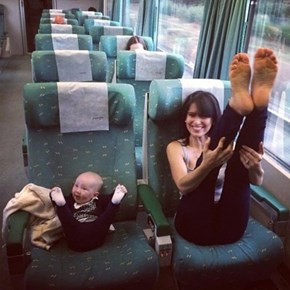 Do Yoga Anywhere!