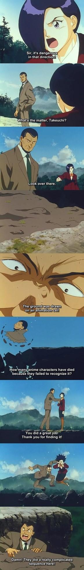 Those Unforgiveable Animators