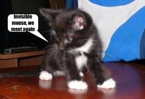 Invis-O Mouse