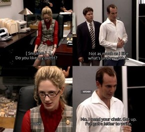 Gob Knows How to Talk to the Ladies