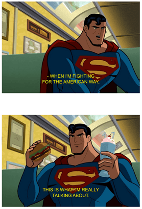 Bless You, Superman