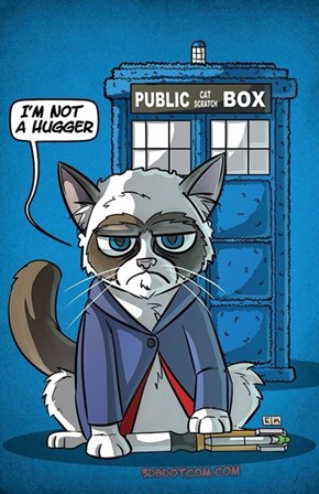 Grumpy Doctor