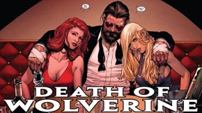 In The Death of Wolverine, Logan Dies Slowly of Cirrhosis of the Liver
